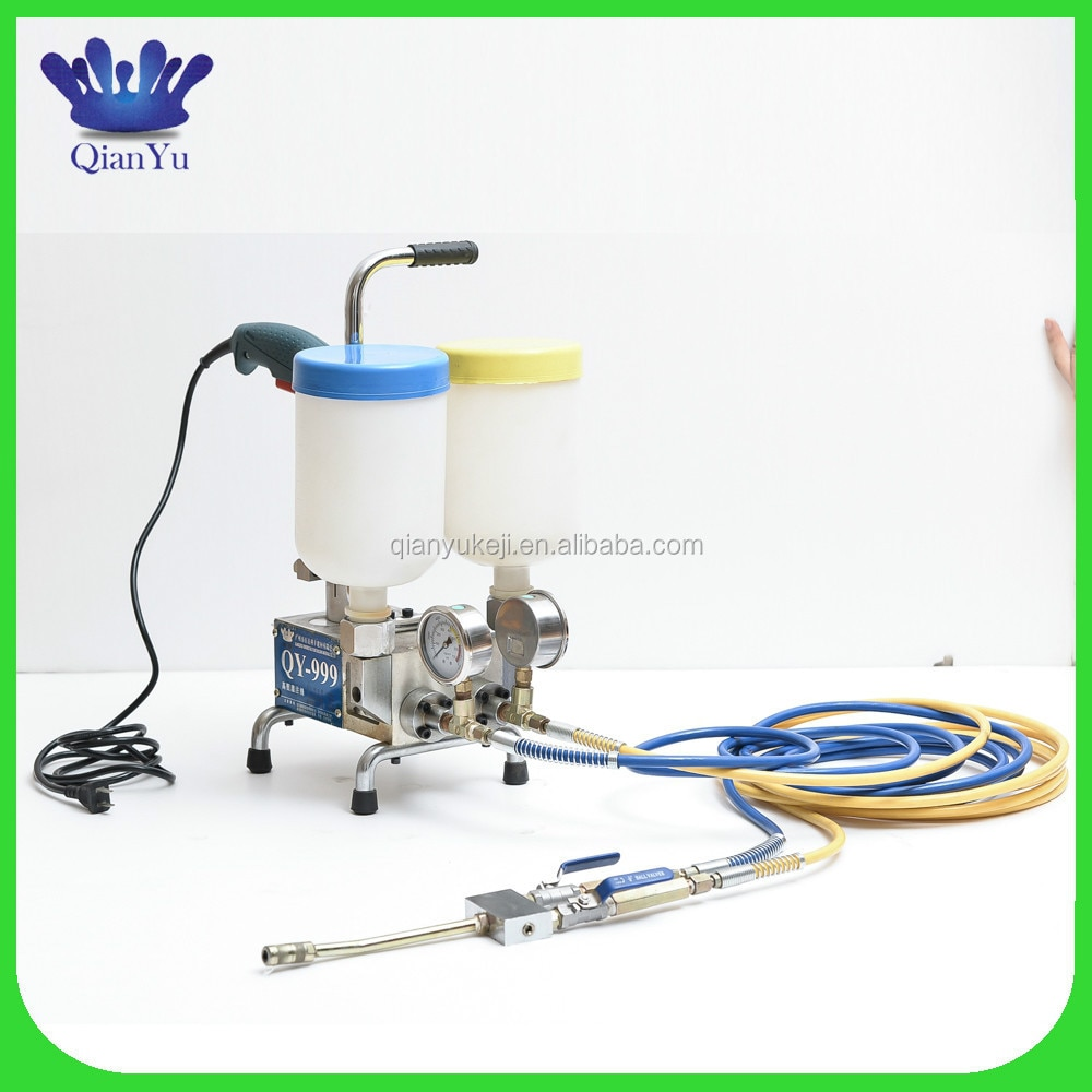 Hot selling two-component PU foam injection pump enlarge