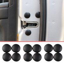 12Pc Auto Türschloss Schraube Protector Abdeckung Für Honda CRV Accord HR-V Vezel Fit Stadt Civic Crider Odeysey Cross jazz Jade