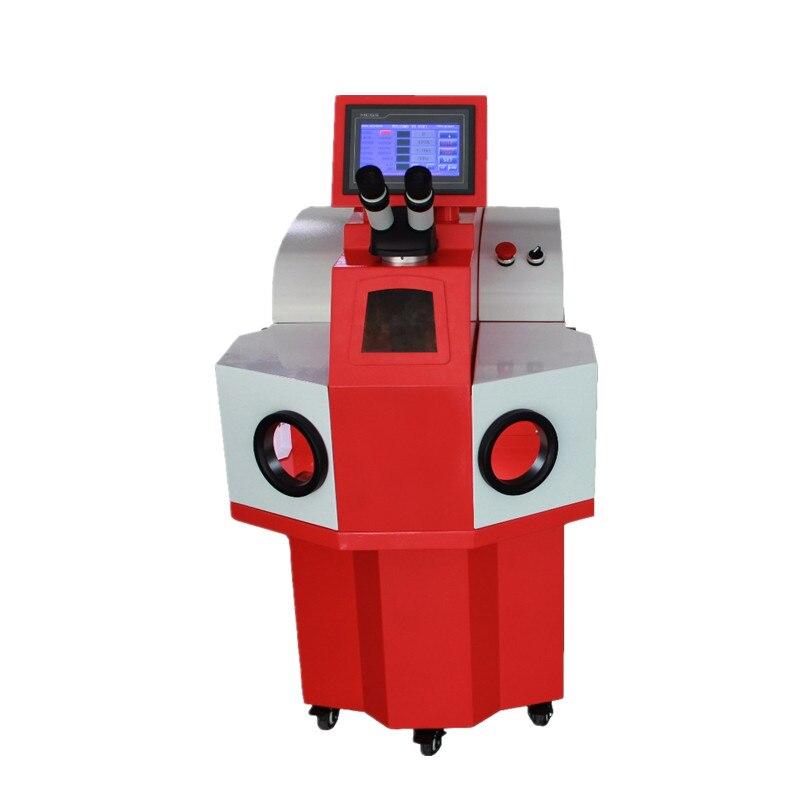 Ювелирный лазерный сварочный аппарат 200 Вт, лазерная сварочная машина для ювелирных изделий, цена на продажу