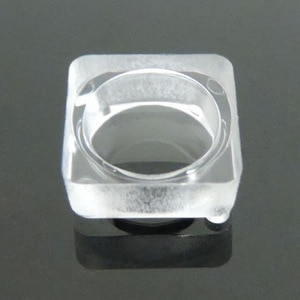 5pcs LED Lens 5050 Lens Diffuse Reflection Lens Panel Light Lens