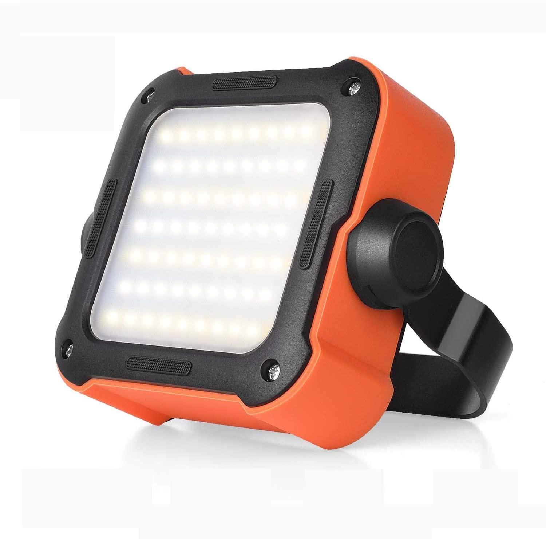 Портативный светодиодный светильник онарь для кемпинга, работы, ремонта автомобилей, 10000 мАч