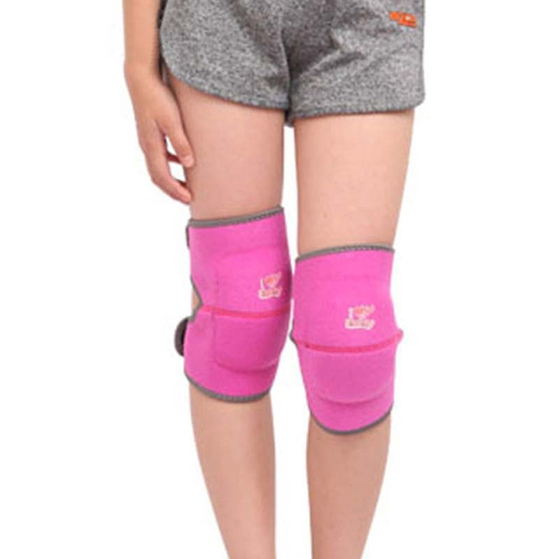 Hot Sale Thicken Sponge Anti-crash Knee Pads 1 Pair Kids Dancing Roller Skating Cycling Children Kneepads Knees Protector