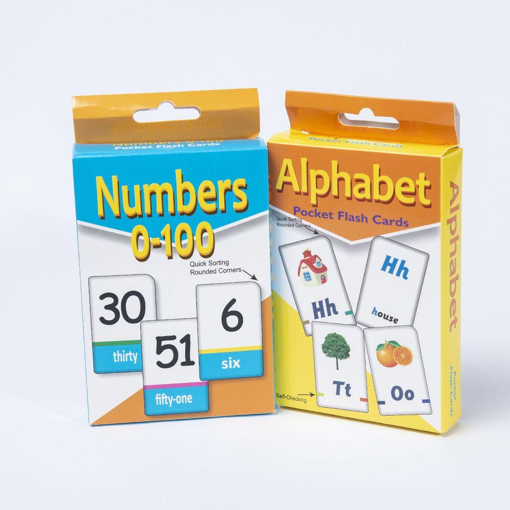 Монтессори A-Z Алфавит 0-100 цифры математическая книга английская флэш-карта книга развивающие игрушки изображение матч Игра Подарок для ребенка