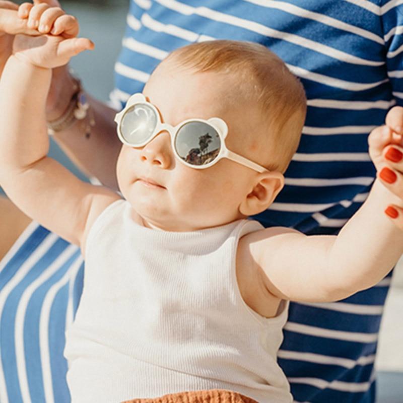 Gafas De Sol De marca para niños y niñas, lentes De Sol...