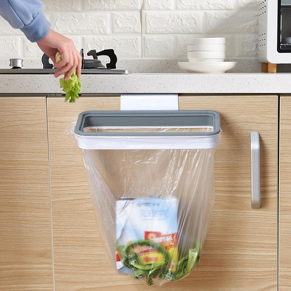 Prenosna plastična vreča za smeti, kuhinjska vrečka za - Organizacija doma - Fotografija 2
