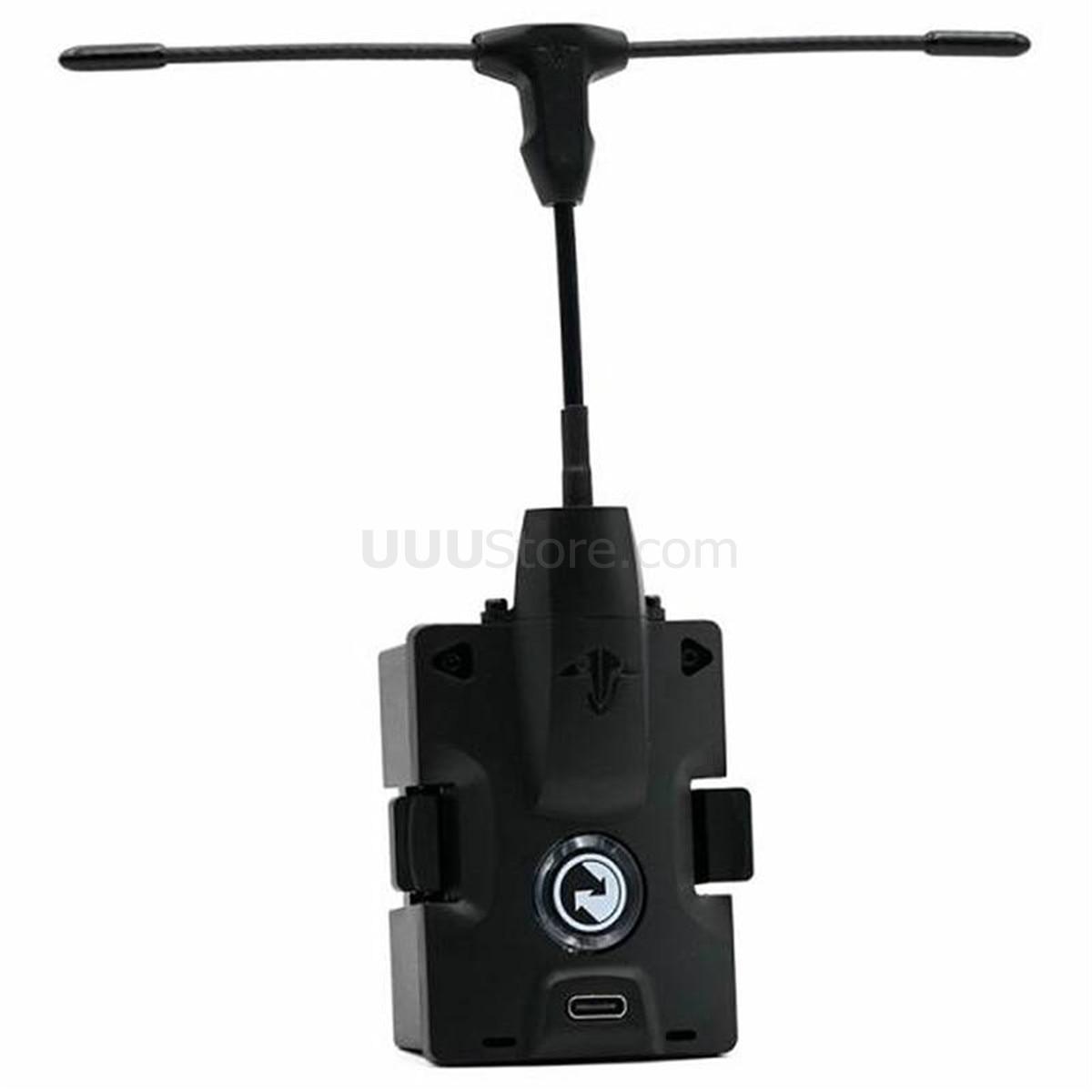 جهاز إرسال صغير لفريق TBS BlackSheep Crossfire ، جهاز إرسال CRSF TX V2 915/868Mhz ، نظام راديو طويل المدى ، طائرة بدون طيار RC FPV