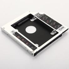 12,7mm 2nd HDD SSD Festplatte Optische Caddy Adapter für HP Pavilion DV3 DV4 DV5 DV6 DV7 DV8 G4 g6 G7 ersetzen UJ8B1 DS-8A5LH DVD