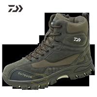 Утеплённые водоотталкивающие ботинки, размеры 39-47.