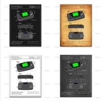 game gear1992colourised patent retro poster blueprint gifts home decor canvas wall art prints boys room decoration game console