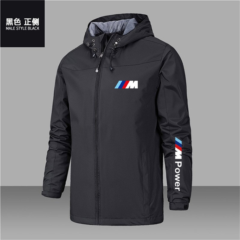 Демисезонная мужская куртка на молнии с надписью, ветрозащитная демисезонная куртка для альпинизма, однослойная куртка.