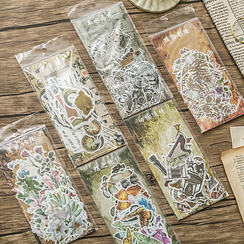 journamm-pegatinas-de-plantas-vintage-60-uds-decoracion-de-diario-papeleria-papel-washi-material-retro-flores-hojas-plantas-pegatinas-decorativas