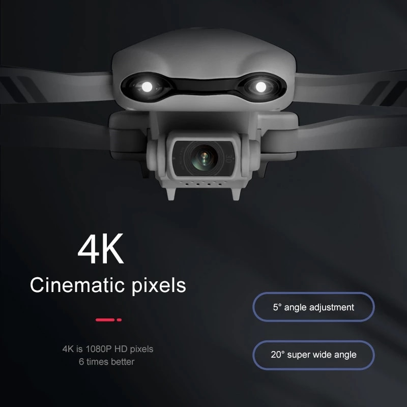 New F10 Drone 4k Profesional GPS Drones With Camera Hd 4k Cameras Rc Helicopter 5G WiFi Fpv Drones Quadcopter Toys enlarge