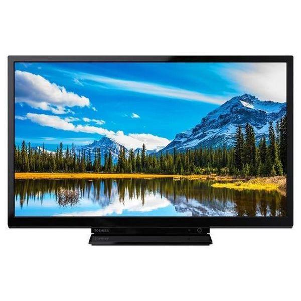 "Smart TV Toshiba 24W2963DG 24 ""HD prêt LED WIFI noir"