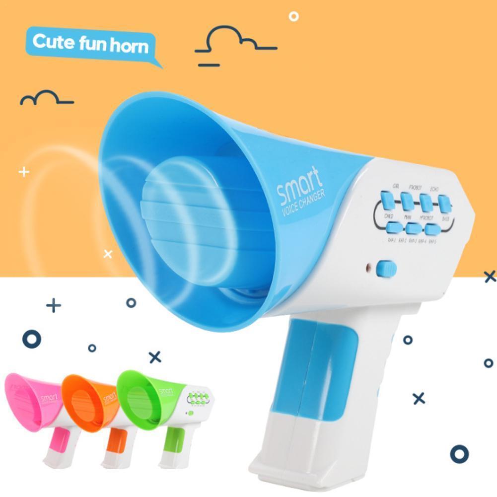 Говорящая игрушка, усилитель голоса, 3 разных голоса, детские игрушки для дня рождения, развивающая Веселая игрушка Gi J6G0