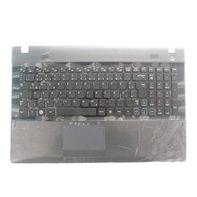 Новая немецкая клавиатура для Samsung RV509 RV511 NP-RV511 RV513 RV515 RV518 RV520 NP-RV520 GR черная клавиатура для ноутбука