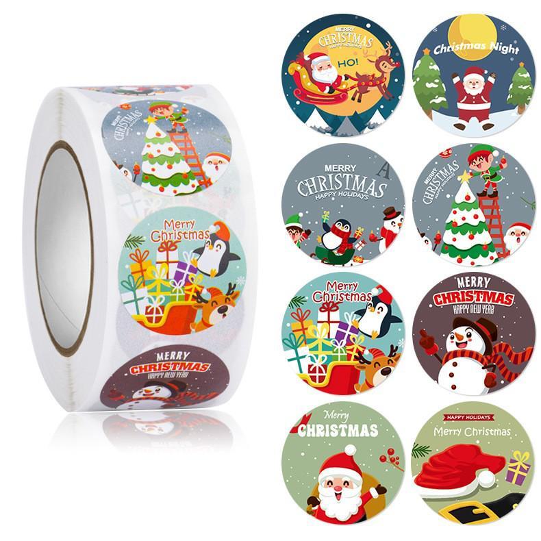 rollo-de-pegatinas-redondas-de-feliz-navidad-pegatinas-para-vacaciones-pegatinas-para-sobres-de-navidad-regalos-bolsa-caja-de-regalo-500-uds