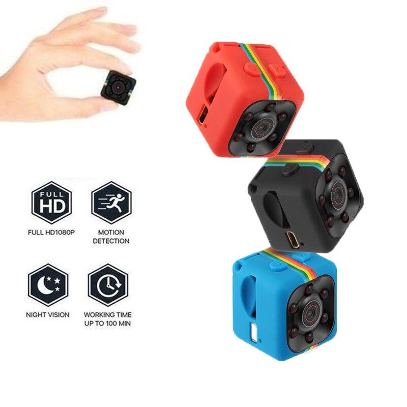 SQ 11 Mini Camera HD 1080P Sensor Night Vision Camcorder Motion DVR Micro Camera Sport DV Video Small Camera Cam SQ 11
