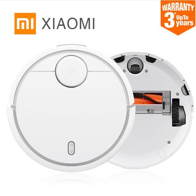 Original Xiaomi robot cleaner Mi Robotic Vacuum Cleaner for home ,wifi and APP, household vacuum cleaning machine