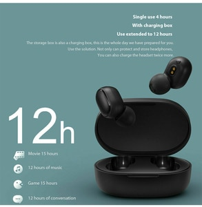 TWS Bluetooth 5.0 Earphones Business Earpieces Waterproof Sports Earbuds For IOS Android Phone Wireless Headphones A6