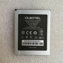 In Stock 100% Original Battery For Oukitel C4 Mobile Phone NEW Produce High Quality Replacement+Trac