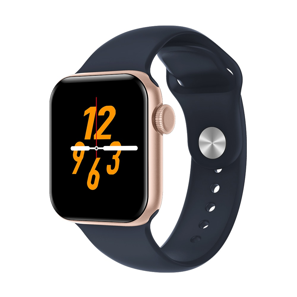 100pcs Full touch screen Smart watch IP68 waterproof Bluetooth Sport fitness tracker Male,Female children For IOS Android Phone