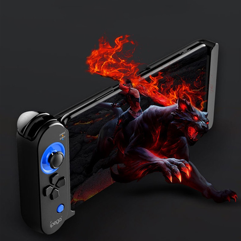 AliExpress - Ipega PG-9120 Wireless Bluetooth Gamepads Trigger for Pubg BT 4.0 Controller Joystick Game Handle for Ipad Tablet PC IOS Android