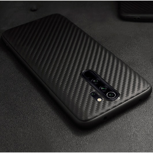 For OPPO A9 A5 2020 Case Ultra-thin Soft TPU Carbon Fiber protective Back Cover Case for oppo realme