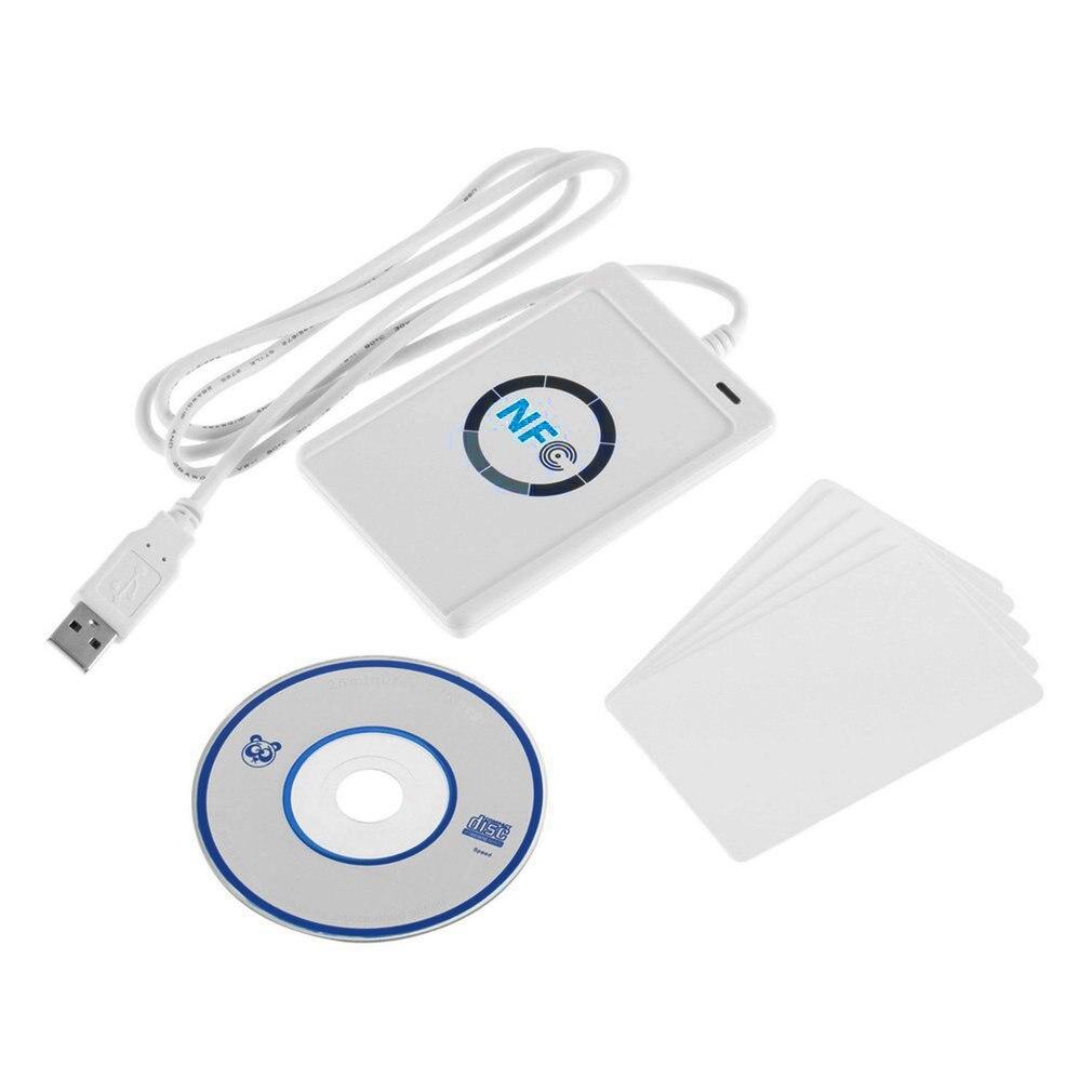 Считыватель смарт-карт RFID, записывающее устройство, копировальный аппарат, копировальный аппарат, записываемое копирование USB S50 13,56 МГц ISO/...