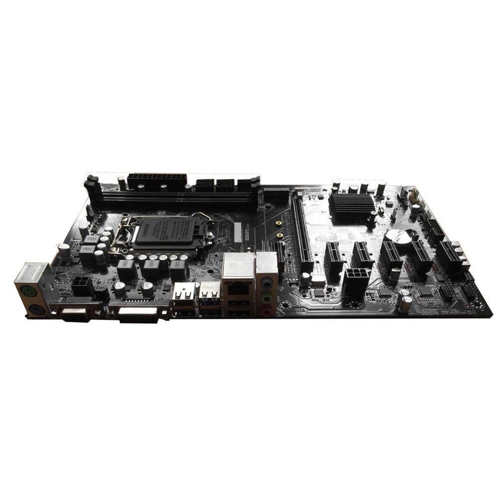 For Asus B250 MINING EXPERT 12 PCIE Mining Rig BTC ETH Mining Motherboard LGA1151 USB3.0 SATA3 Intel B250 B250M DDR4