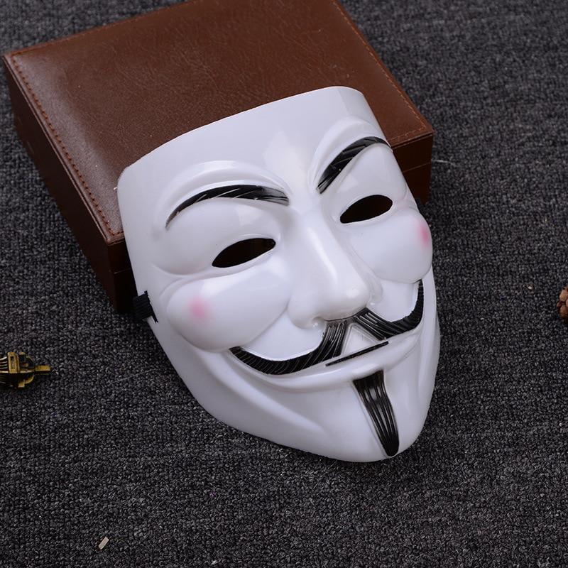 Карнавальные костюмы анонимного стимпанка для косплея, 1 шт.