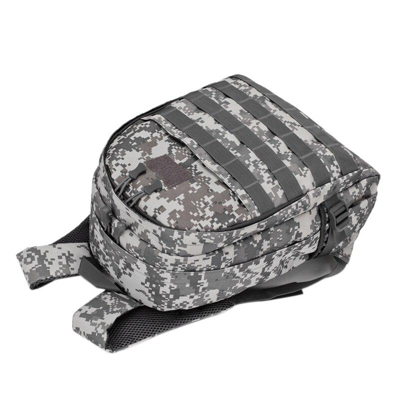 Nueva venta de mochila de camuflaje al aire libre para la supervivencia de los jedis de los hombres comiendo pollo deportes al aire libre senderismo viajes bolsas de caza
