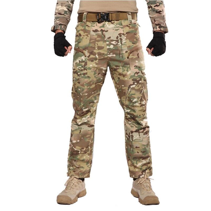 2019 Nova Calças de Combate Multicam MC Tactical Calças calças Cargo Ripstop MC CP