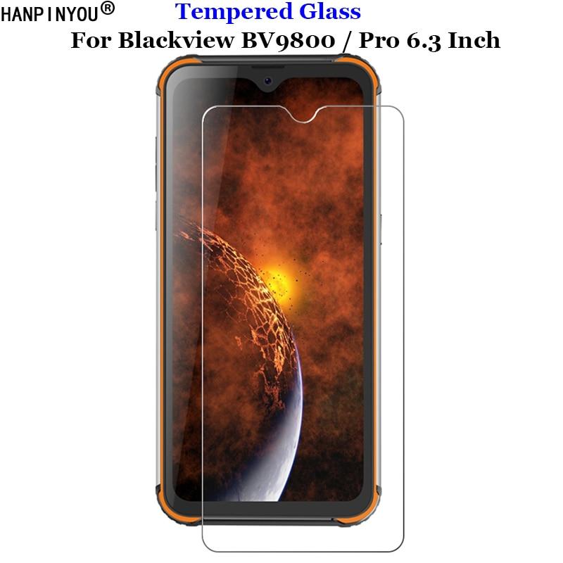"""Para Blackview BV9800 de vidrio templado 9H 2.5D Protector de pantalla Premium película para Blackview BV9800 Pro 6,3"""""""
