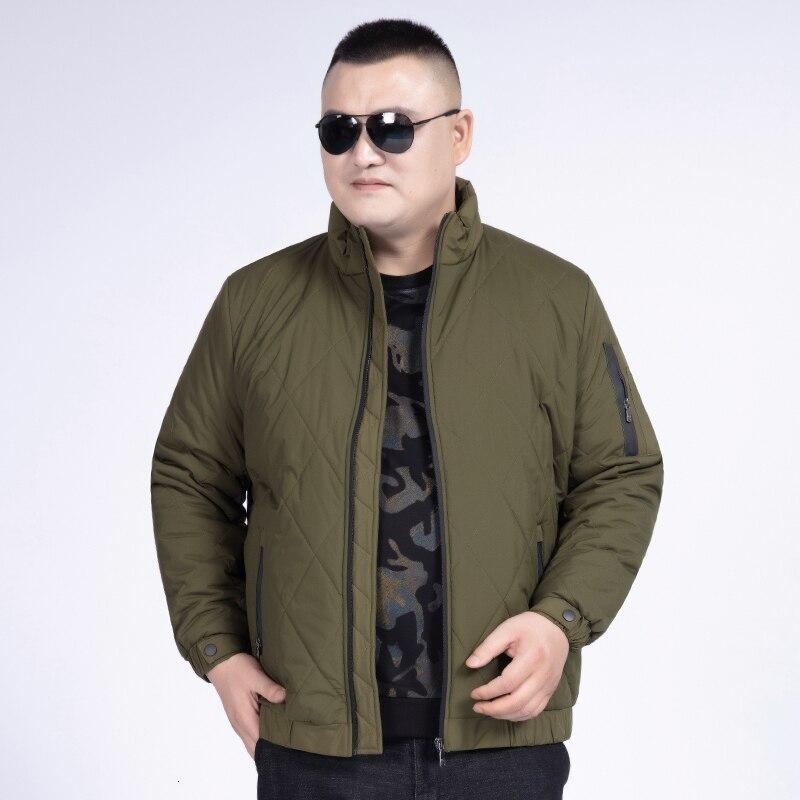 12XL 8XL chaqueta de invierno para hombre 2020 grueso cálido Parkas para hombre abrigo cálido con cremallera chaquetas y abrigos para hombre prendas de vestir chaqueta Masculina
