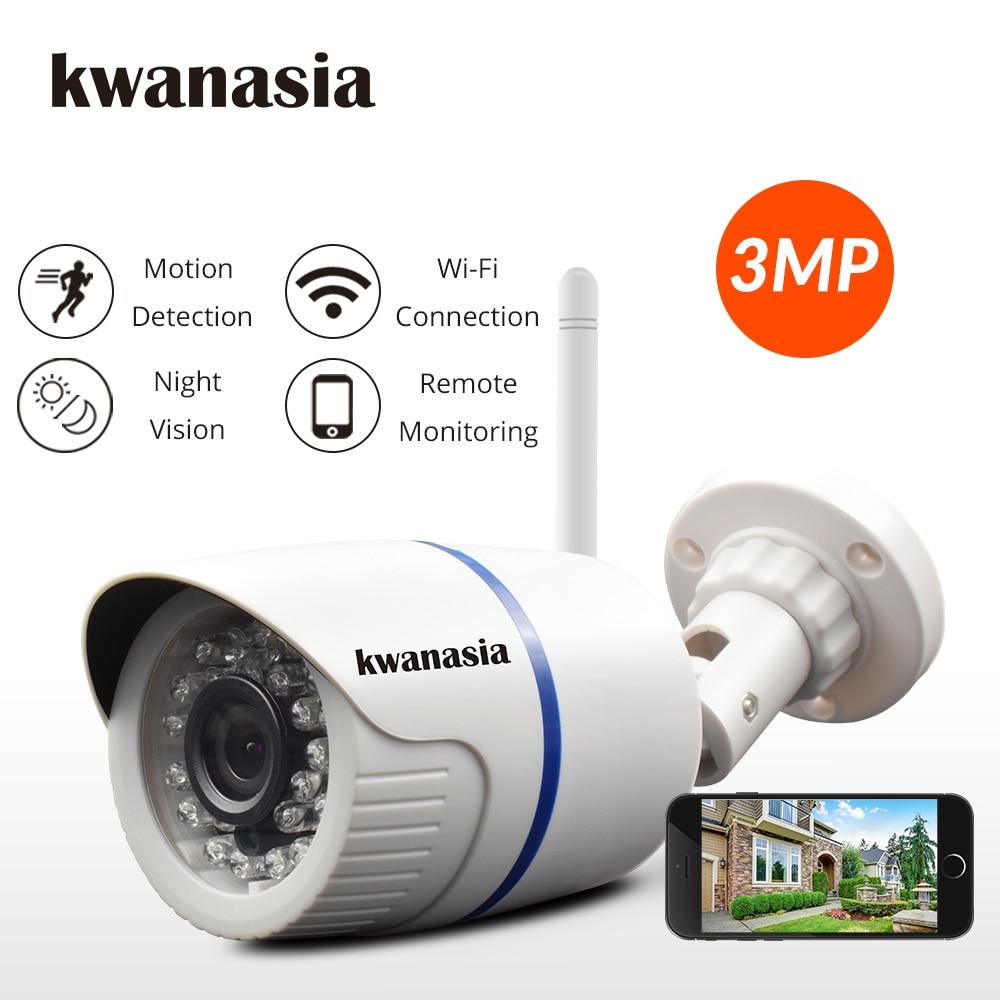 1080P HD IP Camera WiFi Security Camera 3MP 720P Outdoor Bullet Wireless Surveillance IP Cam Home Wi Fi CCTV Onvif Camara Camhi