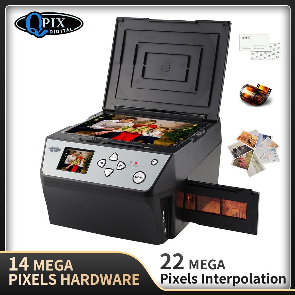 COMBO-escáner de fotos y películas 4 en 1, 22 Mega píxeles, Digital,...