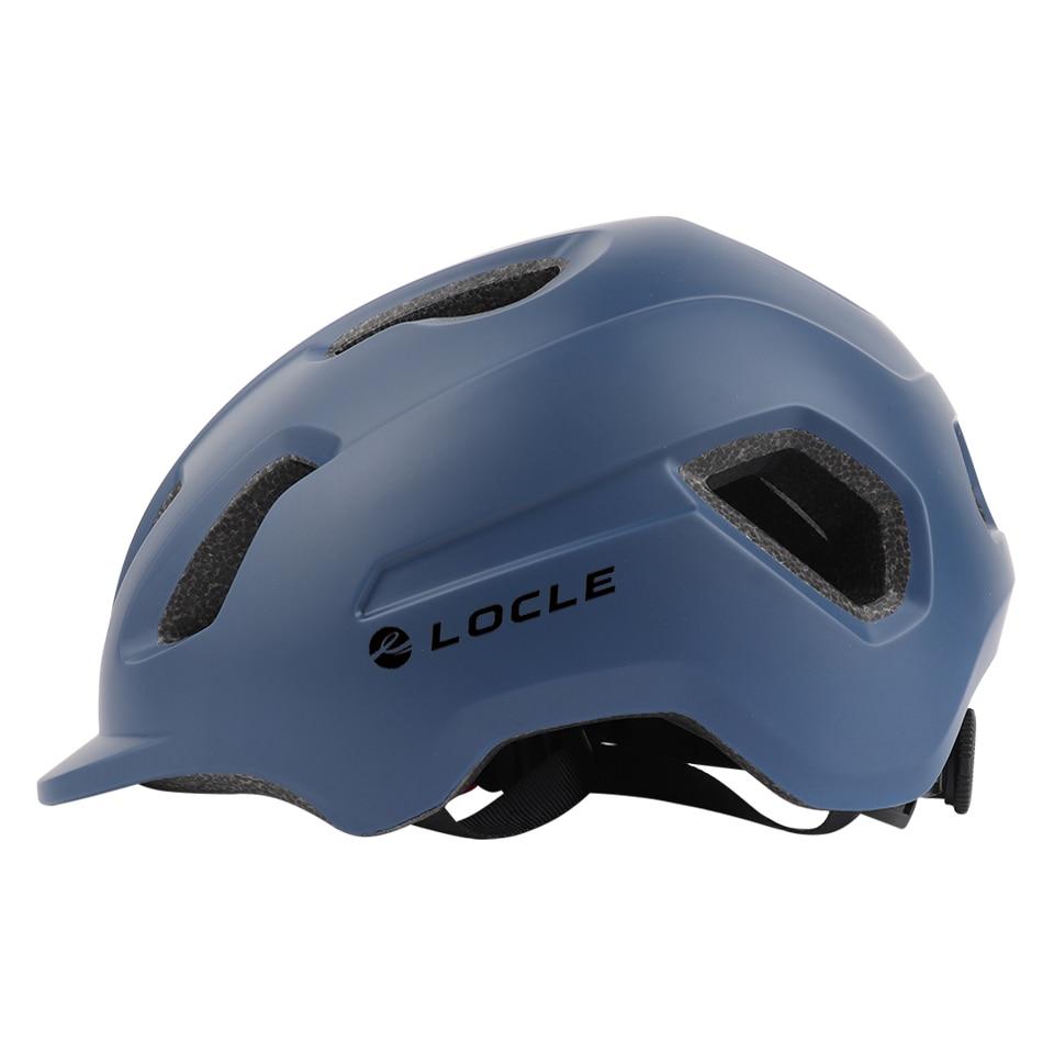LOCLE-Casco ultraligero para bicicleta de montaña, 57-62cm