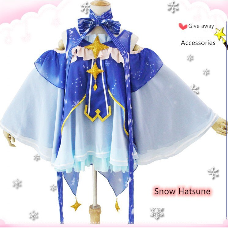 cantante-virtuale-snow-miku-cosplay-full-suit-vocaloid-miku-parrucca-costume-star-and-snow-princess-dress-cos-props-performance-party
