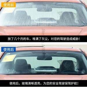 Image 4 - Не замороженные автомобильные аксессуары 50 градусов, очиститель стеклоочистителя, очиститель стекла для мытья лобового стекла, инструмент для очистки лобового стекла, очистка планшета