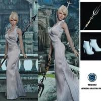 set062 16 fantasy princess head sculpt dress set fit s10d body super duck pre sale item