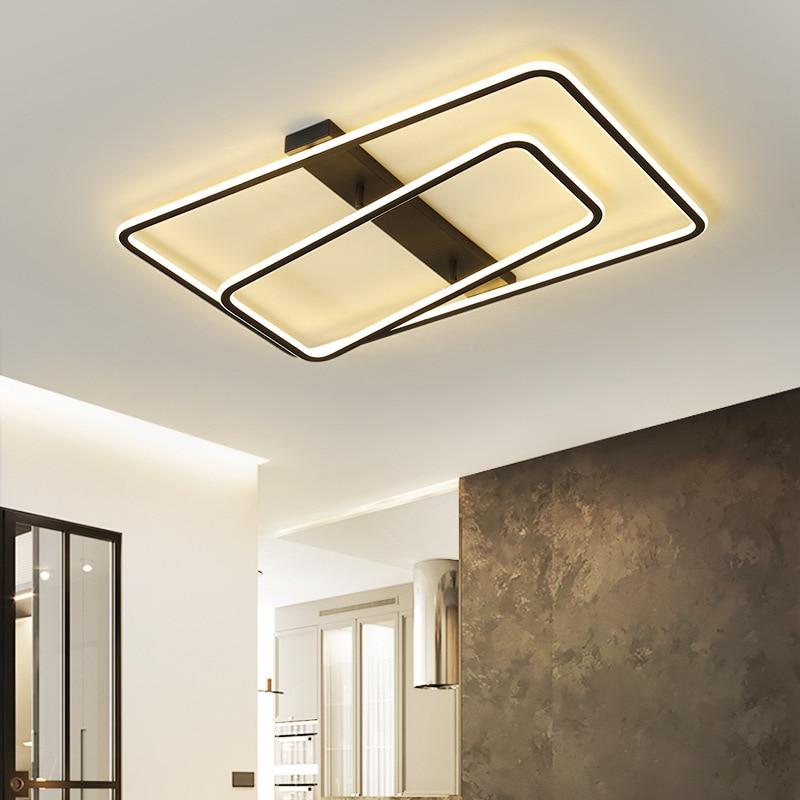 Moderno conduziu a luz de teto lâmpada do corredor conduziu a lâmpada do teto do hotel cafe lâmpada do teto luz de teto ventiladores cozinha luminárias