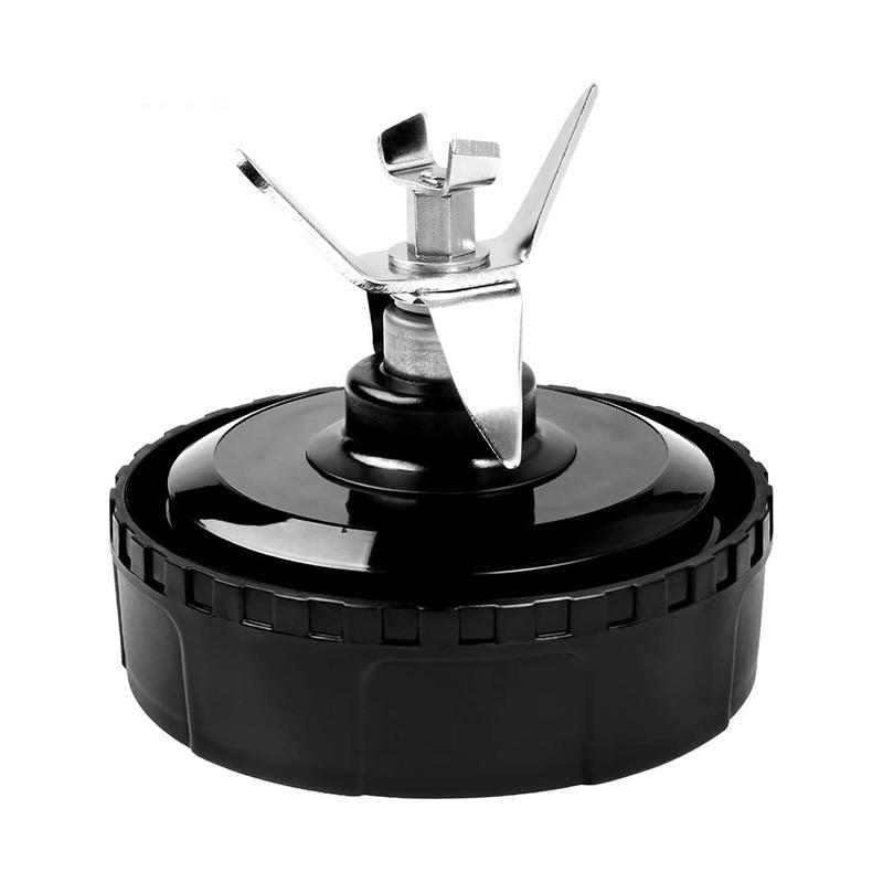 Blender Extractor Blade Replacement for Ninja 16 Oz Blender Cup, Blade Assembly for Nutri Ninja BL660 BL770 (6 FINS )