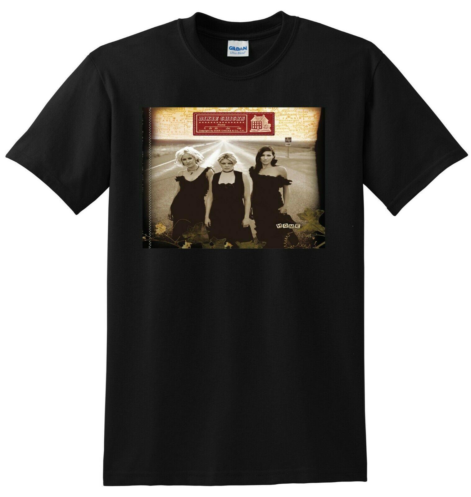 Dixie Chicks T Shirt Home Vinyl Cd Cover Small Medium Large Or Xl