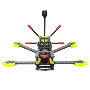 Feichao169mm Wheelbase 4 Inch LR4 Long Range Frame Kit for FlyFox No.15 FPV RC Drone Spare Parts