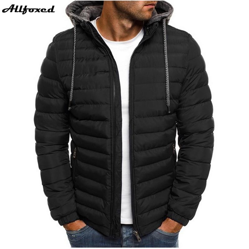 2021 зимние куртки с капюшоном, стеганая куртка, мужские утепленные легкие парки, новые мужские ветрозащитные куртки, Повседневная теплая оде...