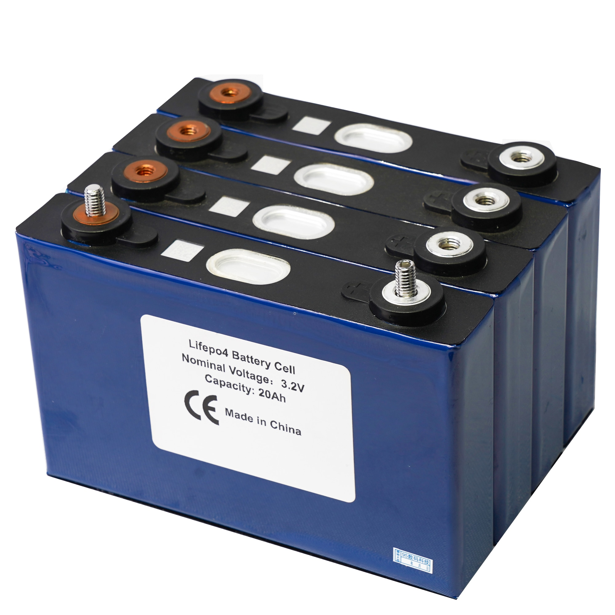 NEUE 20 stücke lifepo4 3,2 v 20ah hohe entladestrom lifepo4 batterie zelle für electrice bike motor batterie pack diy