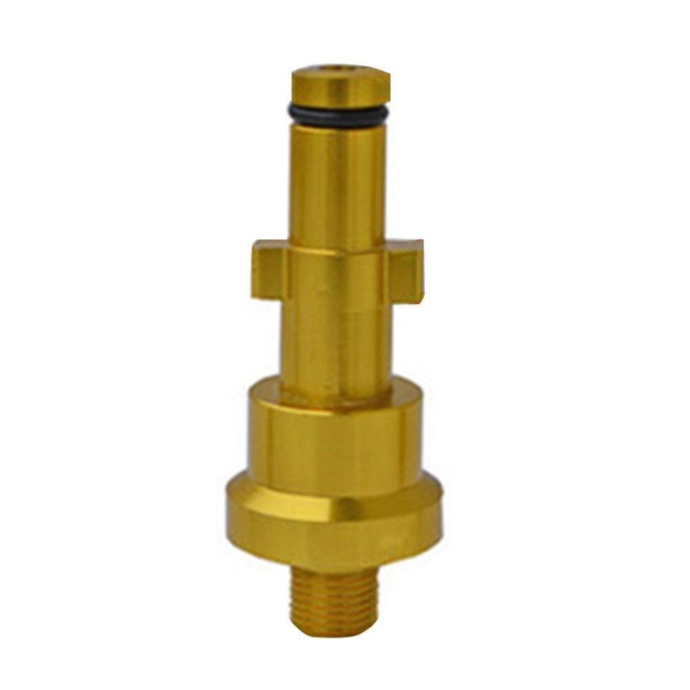 Metal Adapter Foam Nozzle Foam Generator Foam Gun High Pressure Washer Soap Foamer For Nilfisk Karcher Huter Elitech LavorMetal