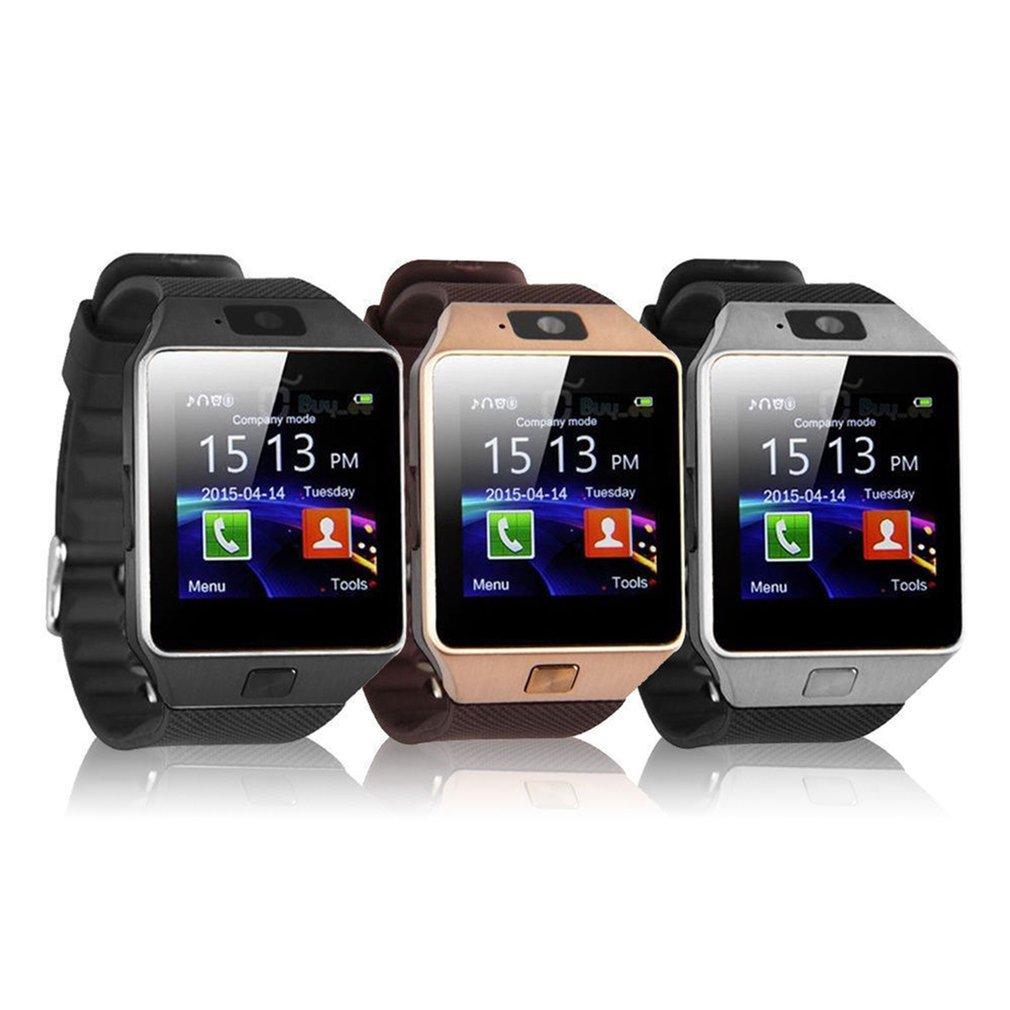 Горячие мужские и женские Dz09 Смарт-часы A1 карта телефон часы мониторинг здоровья спортивные браслеты Изысканные Подарки 2021