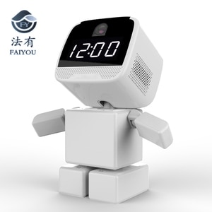 Wireless Robot Camera WIFI IP CCTV Cam Baby Monitor Support P2P Remote Surveillance HD H.264 IR Night Vision for Android or IOS