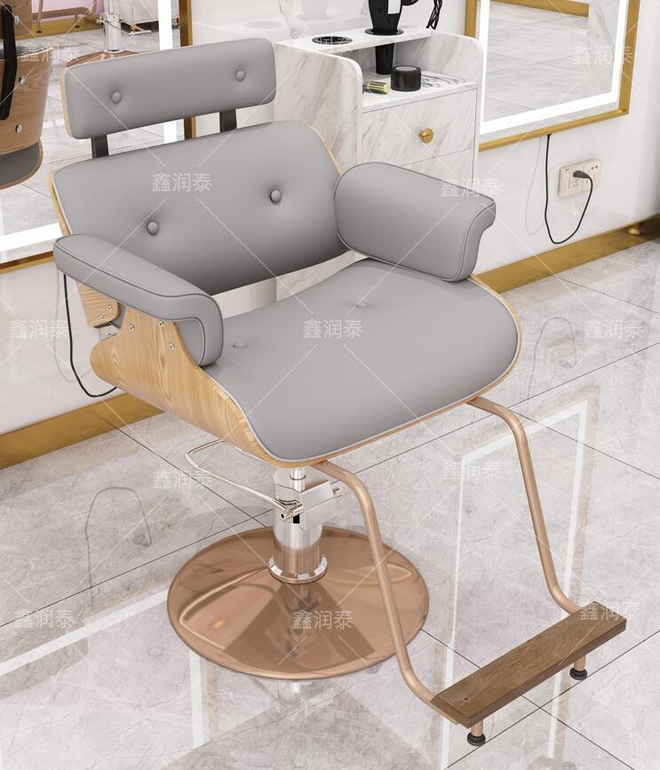 Интернет-знаменитость парикмахер магазин стул салона волос особый простой современный парикмахерское кресло подъема стилист диск сиденье...